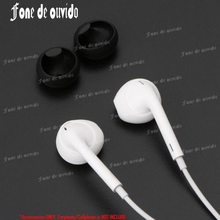 For Apple Airpods iphone X 8 7 6 Plus 5 SE Silicone Earbuds Earphone Case Cover Earpods Headphone Eartip Ear Cap Tips Earcap