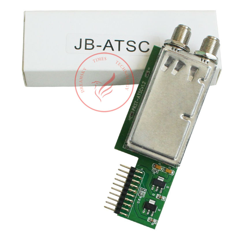 US $19 8 |New arrival JB ATSC Digital Tuner ATSC TUNER Module for Jyaxbox  Jyazbox Ultra V3 V4 V5 V6 V7 V10,V11,V12,V14,V15,V16,V20,V21-in Satellite  TV