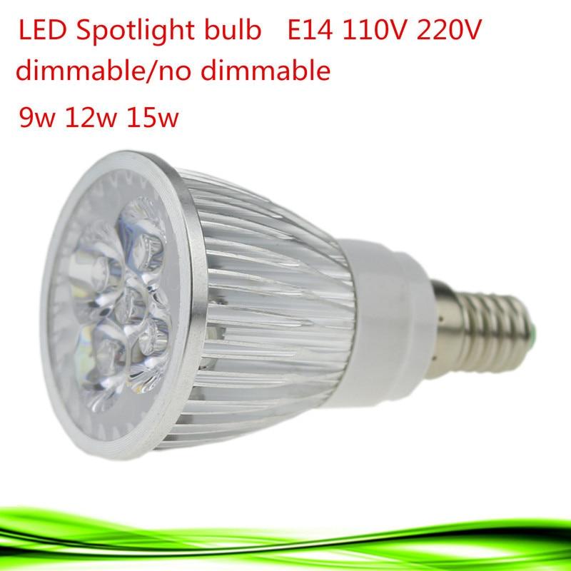 1pcs super bright 9w 12w 15w e14 led bulbs light 110v 220v dimmable led lamp warm natural cool. Black Bedroom Furniture Sets. Home Design Ideas
