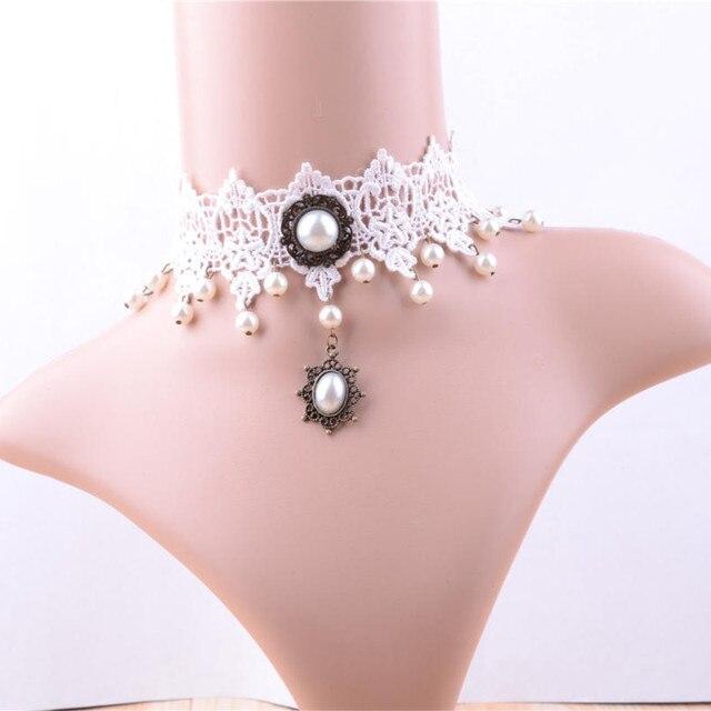 5fe9e19a8b82 Collares de moda 2014 collar de perlas Vintage designs barato original accesorios  moda francés china bijouterie