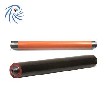 One Set IR8105 Upper Roller + Lower Pressure Roller for Canon IR8095 IR8205 IR8285 IR Advance 8085 8095 8105 8025 8205 8295