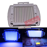 200W SMD High Power LED Ultra Violet UV Purpl 365 370NM 45mil 33 36V 6A UV Purple Light LED Ultraviolet Bulbs Lamp