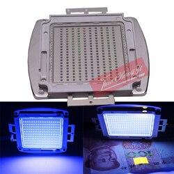 200W SMD High Power LED Ultra Violet UV Purpl 365-370NM 45mil 33-36V 6A UV Purple Light LED Ultraviolet Bulbs Lamp