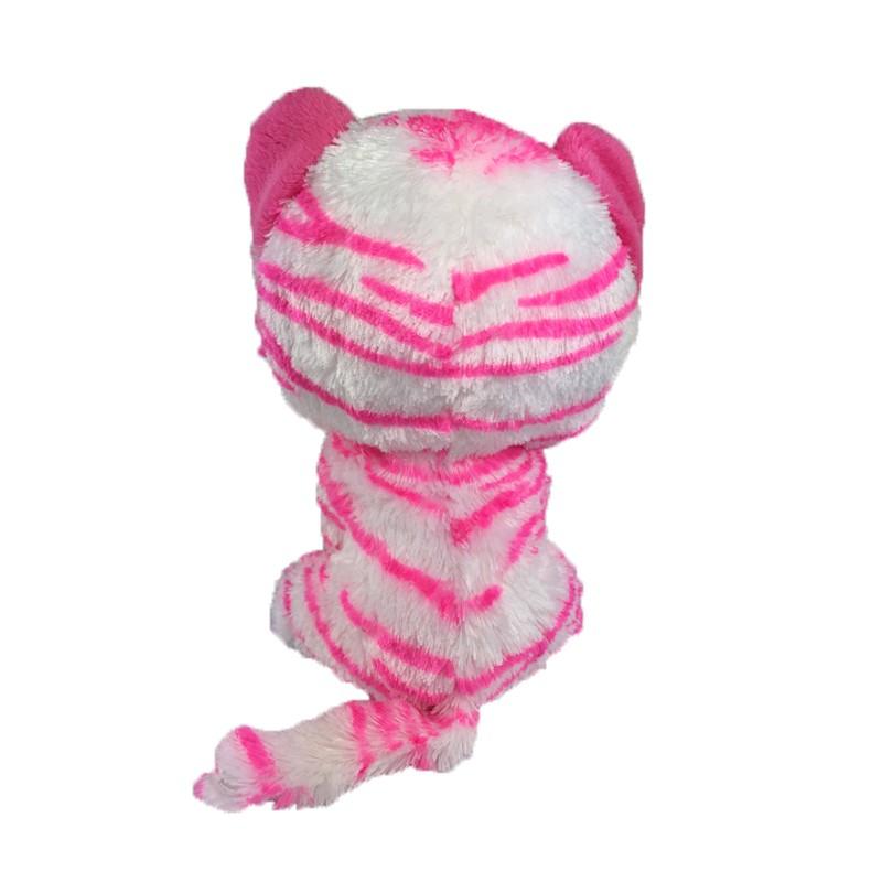 Pink Leopard Back