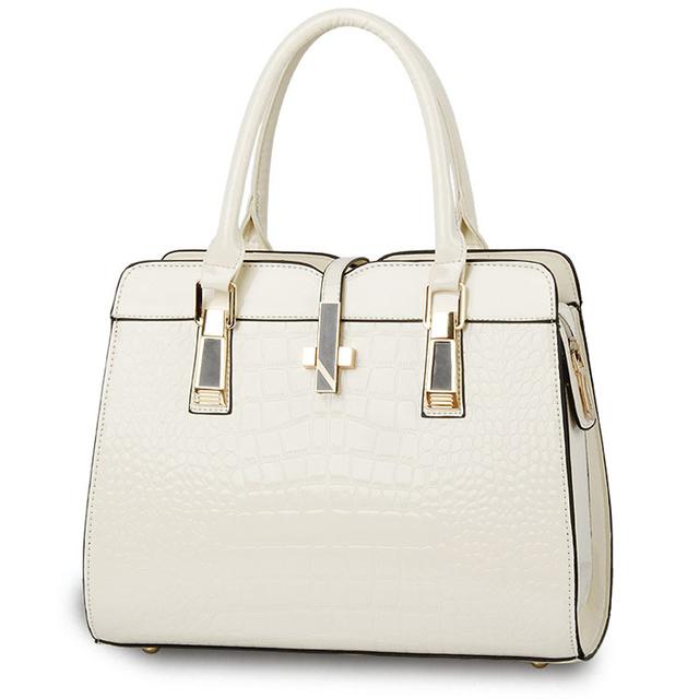 2016 FASHION high level PU women bag handbag popular TOTE shoulder bag cross body bags
