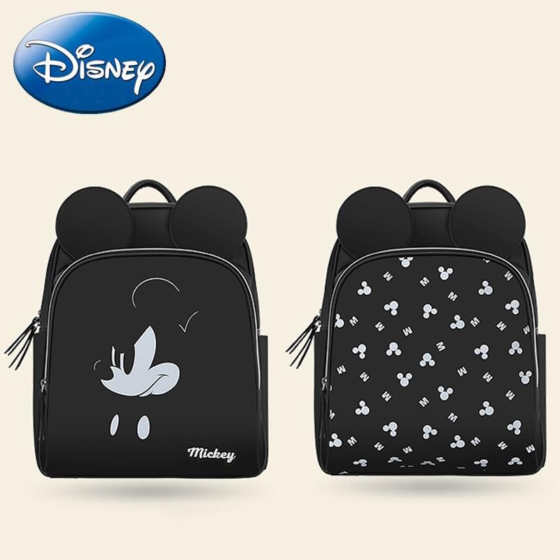 Disney 2018 New Mummy Bag Maternity Nappy Bag Large Capacity Backpack Diaper Bag Waterproof Pregnant Baby Care Multi-function цена