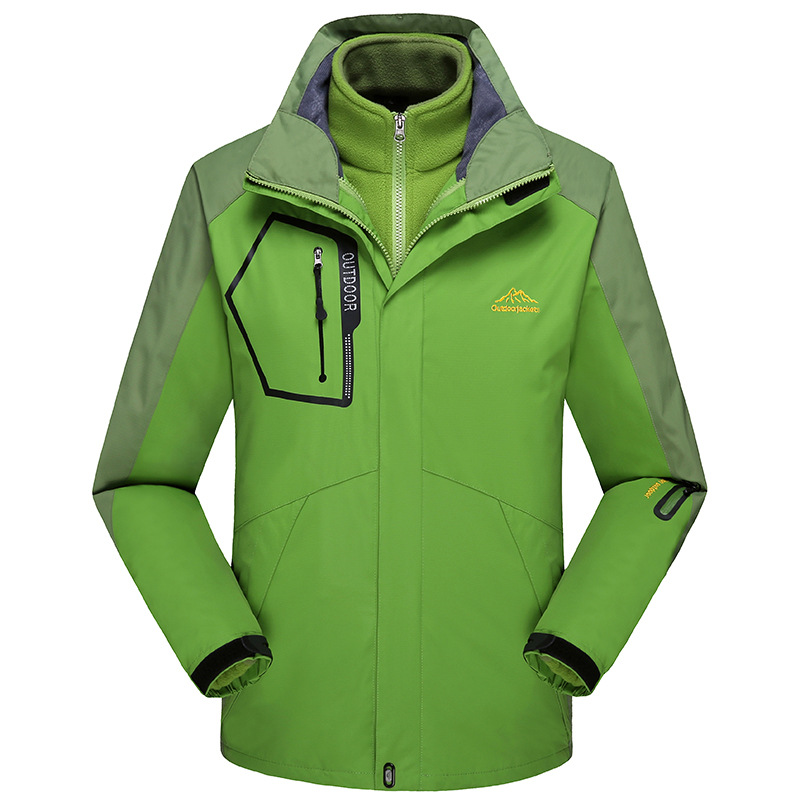 Men Women Quick Dry Hiking Jackets Waterproof Sun-Protective Outdoor Sports Coats Male Female Windbreaker Camping Trekking Climb(China)