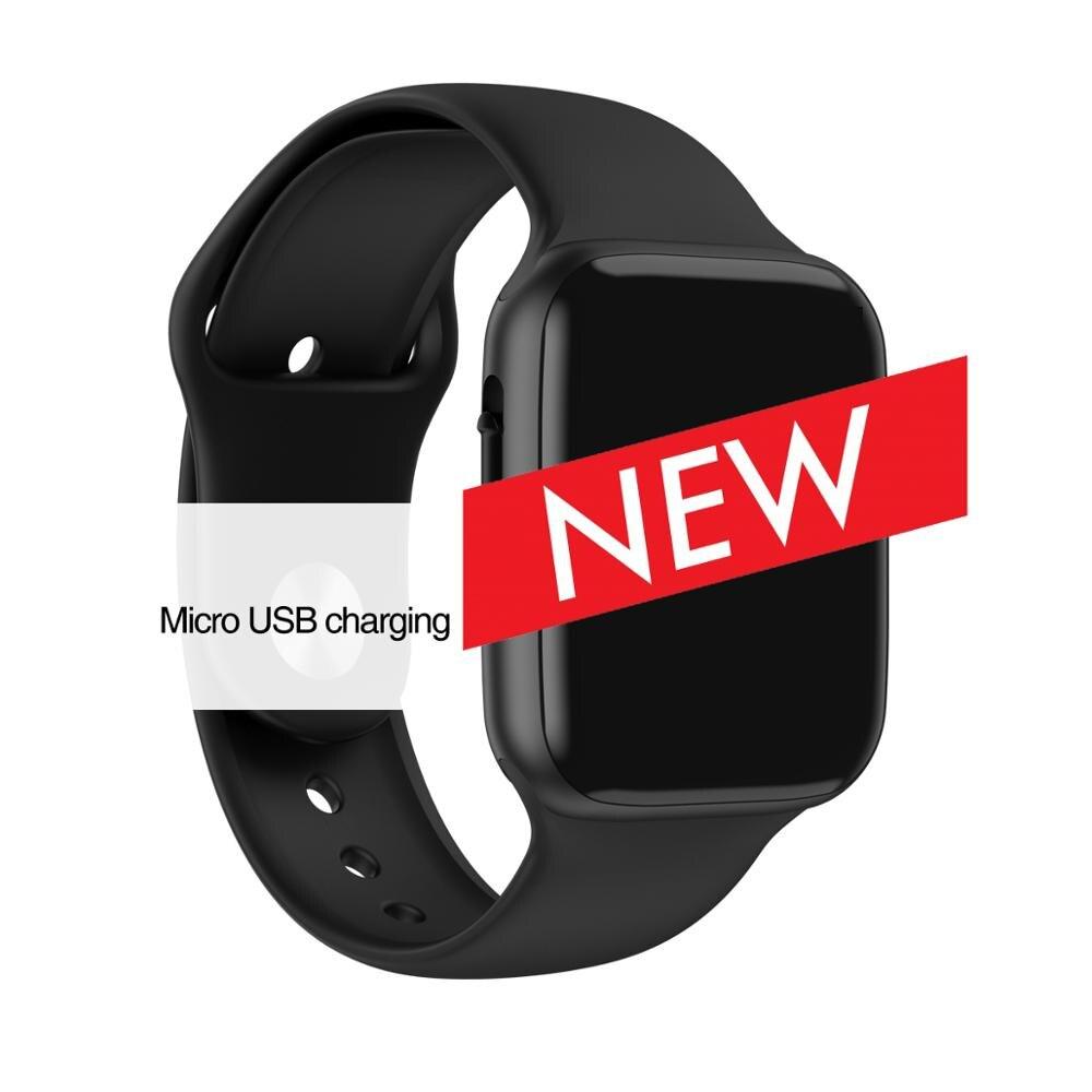 Smochm Cheap IWO Lite Starter Wrist Smart Watch IWO 8 Updated Sports Smartwatch Bracelet 44MM Series
