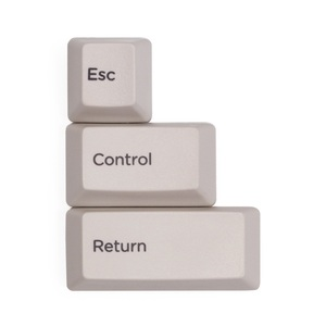 Image 5 - ESC Control Return Space Bar Capacitance Keyboard Keycaps PBT Sublimation Colorful Key Cap For Topre Real Force HHKB Keyboard