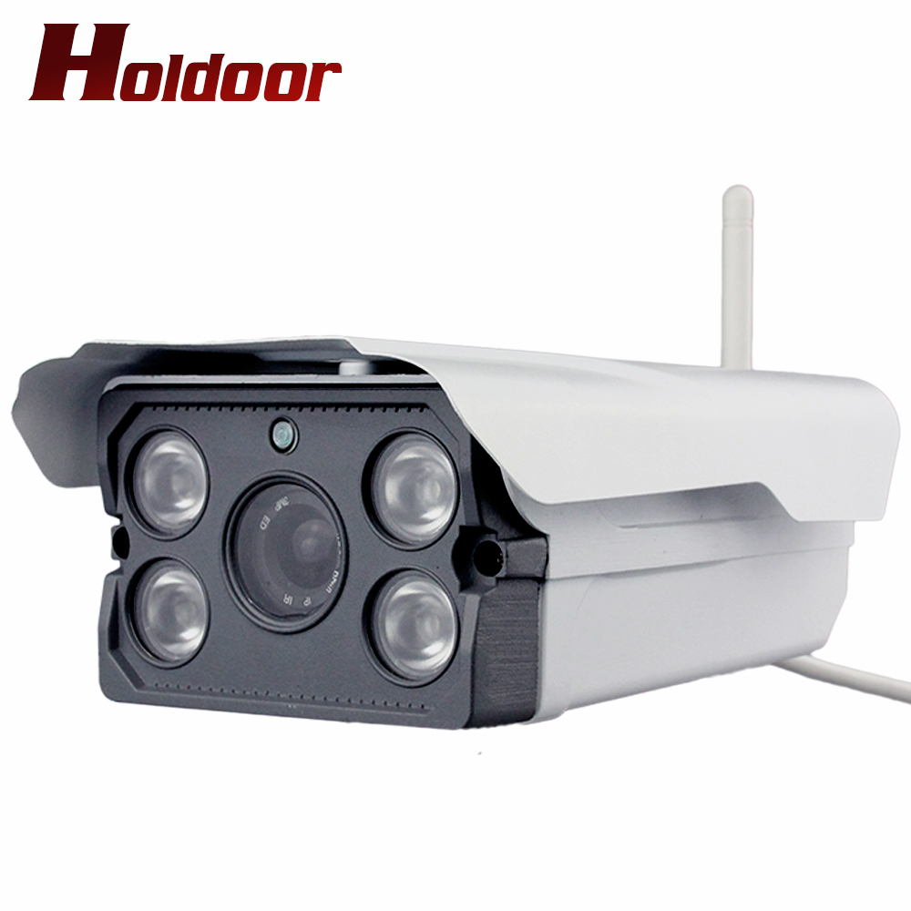 2.0mp HD Bullet IP Camera Wifi 1080P Outdoor IP66 Waterproof Securveillance Security CCTV IR Night Vision White Freeshipping Hot wistino white color metal camera housing outdoor use waterproof bullet casing for cctv camera ip camera hot sale cover case