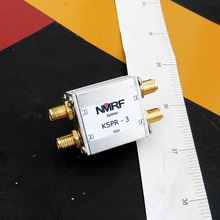 Free shipping KSPR-3 DC~1GHz resistive four power divider, RF coaxial power divider SMA недорого