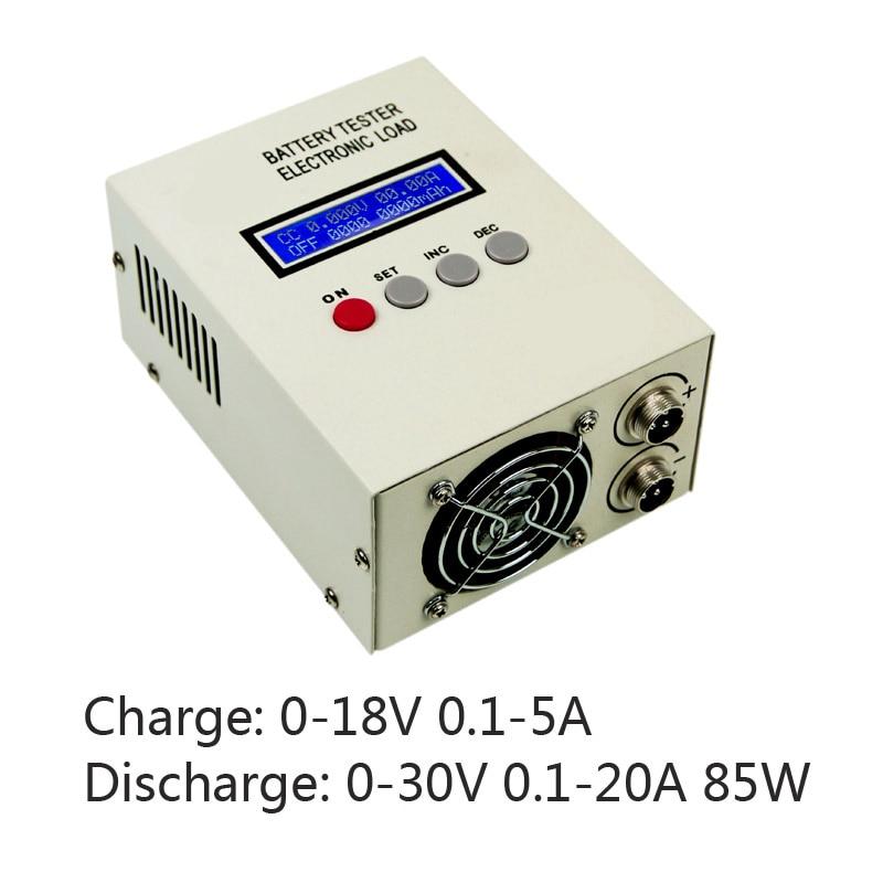 Тестер емкости батареи тестер внутреннего сопротивления тестер линии данных тестер измерения мобильного питания - 5