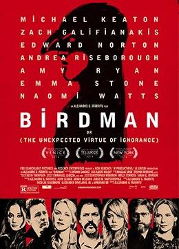 《鸟人》2014年美国,加拿大剧情,喜剧电影在线观看