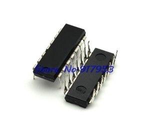 Image 1 - 10pcs/lot SN74HC74N 74HC74N 74HC74 7474 DIP 14 In Stock