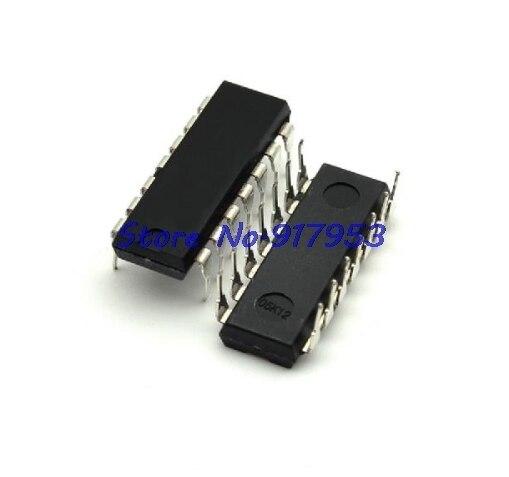 10pcs/lot SN74HC74N 74HC74N 74HC74 7474 DIP 14 In Stock
