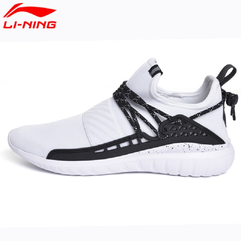 BIG SALE Li Ning Men's Sports Life Walking Shoes Leisure Footwear LiNing Sneakers Sports Shoes GLKM039 цена