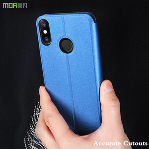 Image 5 - MOFi Flip Case for Xiaomi Mi Max 3 Cover for Xiomi Max3 Silicone TPU Housing PU Leather Folio Coque Book Capa Shell 3 Pro