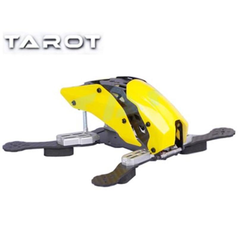Tarot Robocat TL250C Real 3K Carbon Fiber Mini 250 FPV Quadcopter Frame Kit 250 mini 250 carbon fiber aircraft frame rtf kit with radiolink t6ehp e tx