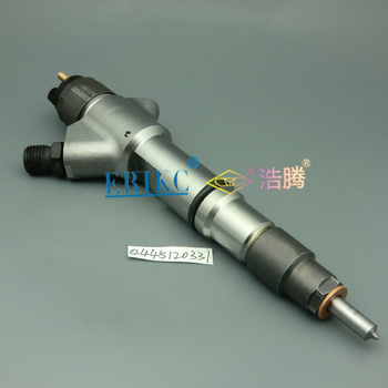 ERIKC diesel engine parts injector assembly 0445120331 fuel oil pump injection 0 445 120 331 crdi adapter nozzle injectors