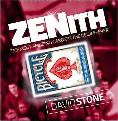 New Arrivals Zenith (DVD and Gimmicks),Card Magic Tricks,Close Up Magic,Street Magia Props,Magie Toys,Illusions,Fun
