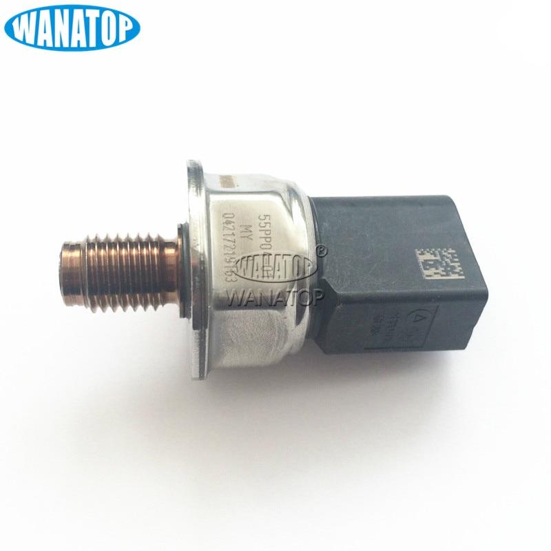 55PP04-01 5WS40050 Sensor de alta presi/ón del riel de combustible para X350 Sensor de presi/ón de combustible