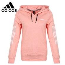 Оригинальное новое поступление Адидас Нео W CE 3S Толстовка Женская пуловер толстовки спортивная одежда
