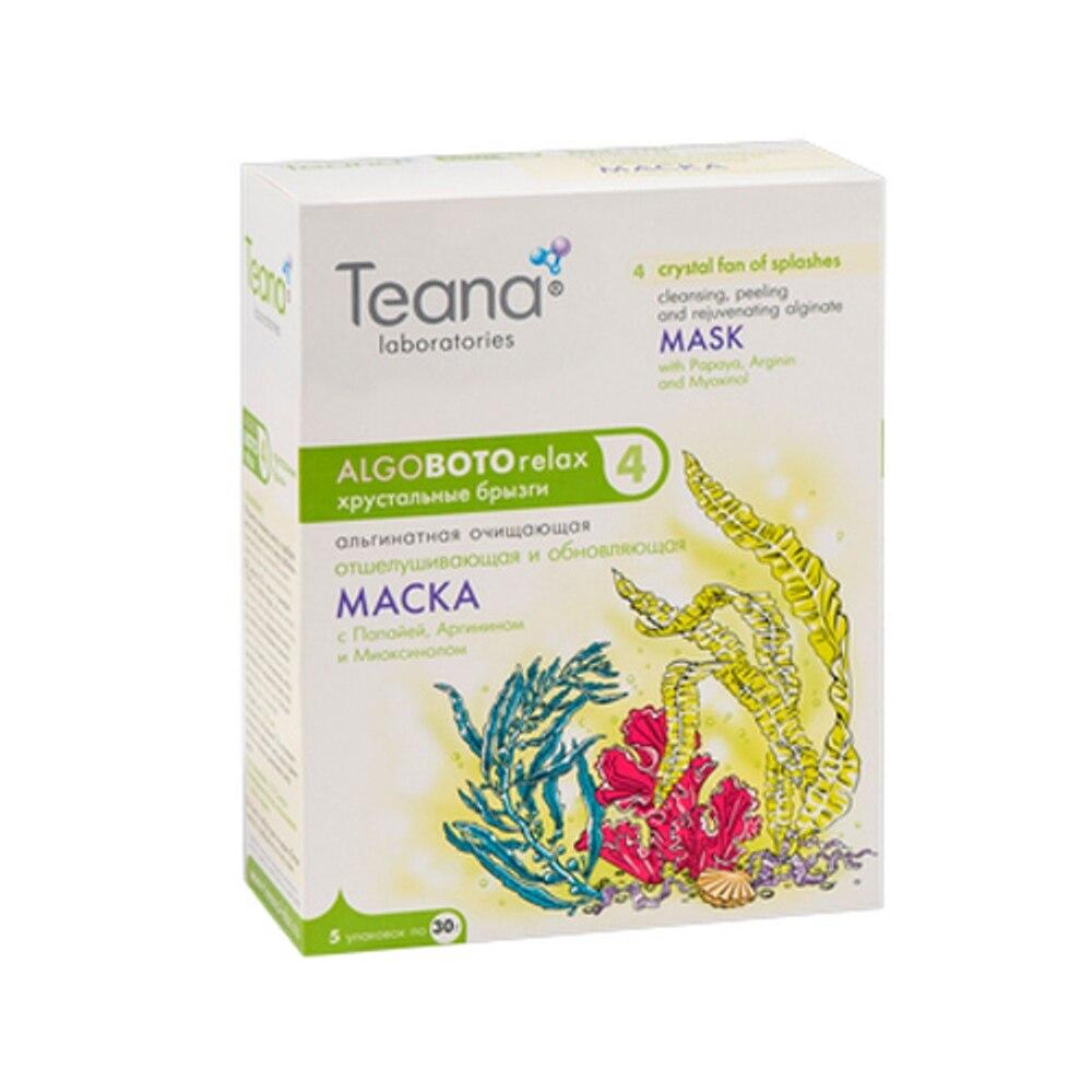 Masks TEANA TEAABR4 Skin Care Face Mask Moisturizing Lifting masks teana teaabr8 skin care face mask moisturizing lifting