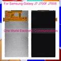 """Alta Qualidade Testado Telefone 5.5 """"para samsung galaxy j7 j700f j7008 display lcd tela do monitor do painel de código de rastreamento frete grátis"""
