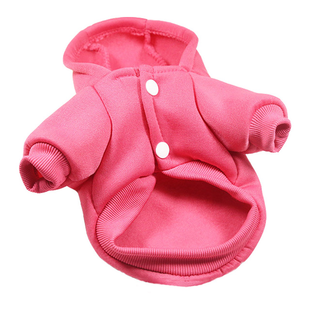 Hoodie Clothes Jacket For Dogs French Bulldog Pets