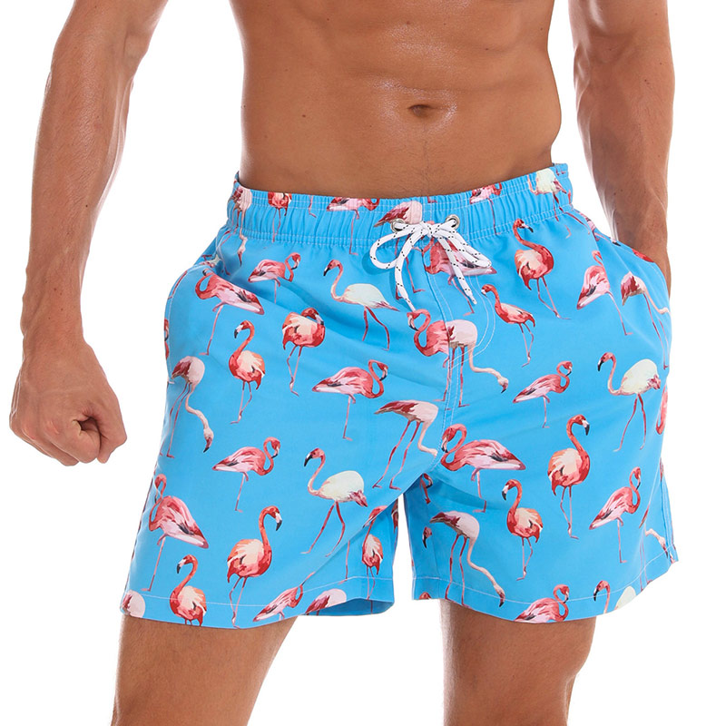 Escatch Quick Dry Summer Mens Siwmwear Mens Beach Board Shorts Briefs For Men Swim Trunks Swim Shorts Beach Wear 5