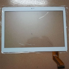 Agujero de la cámara en el centro MGLCTP-101223-10617FPC Digitalizador de la pantalla táctil De 10.1 pulgadas MTK6582 MTK6592 MTK8752 KTK6580 Tablet