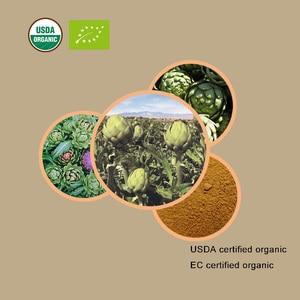 Image 3 - Usda e ce certificou extrato orgânico da folha de alcachofra 10:1 cynarin
