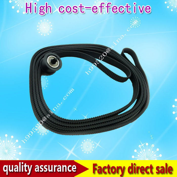 C6072-60198 (36-inch) FOR H*P DesignJet 1050 1055CM 1050C Plus Carriage drive belt kit compatible new