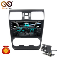 1024*600 9 inch Octa Core Android 8.0 4GB RAM Head Unit Fit For Subaru WRX 2014 2015 2016 Car DVD Player Navigation Radio Player