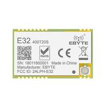 433MHz لورا SX1278 470MHz 100mW طويلة المدى 3000m rf وحدة E32 400T20S 20dBm iot الارسال والاستقبال IPEX موصل