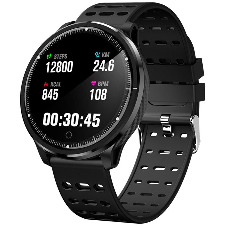 Smart Watch Men Smartwatch IP68 Waterproof wristband reloj inteligente reloj montre Sports smart band support facebook