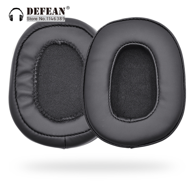 2e518485233 Black Ear pads cushion with tape for Skullcandy Crusher Over Ear Wired  Headphone