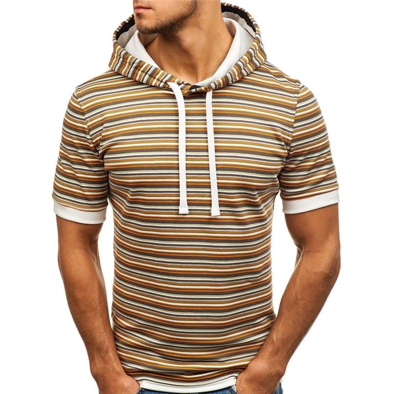 Mens Comfort Pullover Outerwear Sweatshirt Tops T Shirts