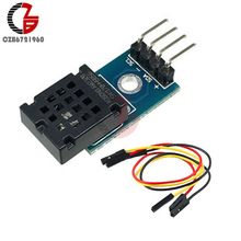 AM2320 DHT12 Digital Temperature Humidity Sensor Module Thermometer Thermostat Moisture Detector Module DC 5V I2C Bidirectional