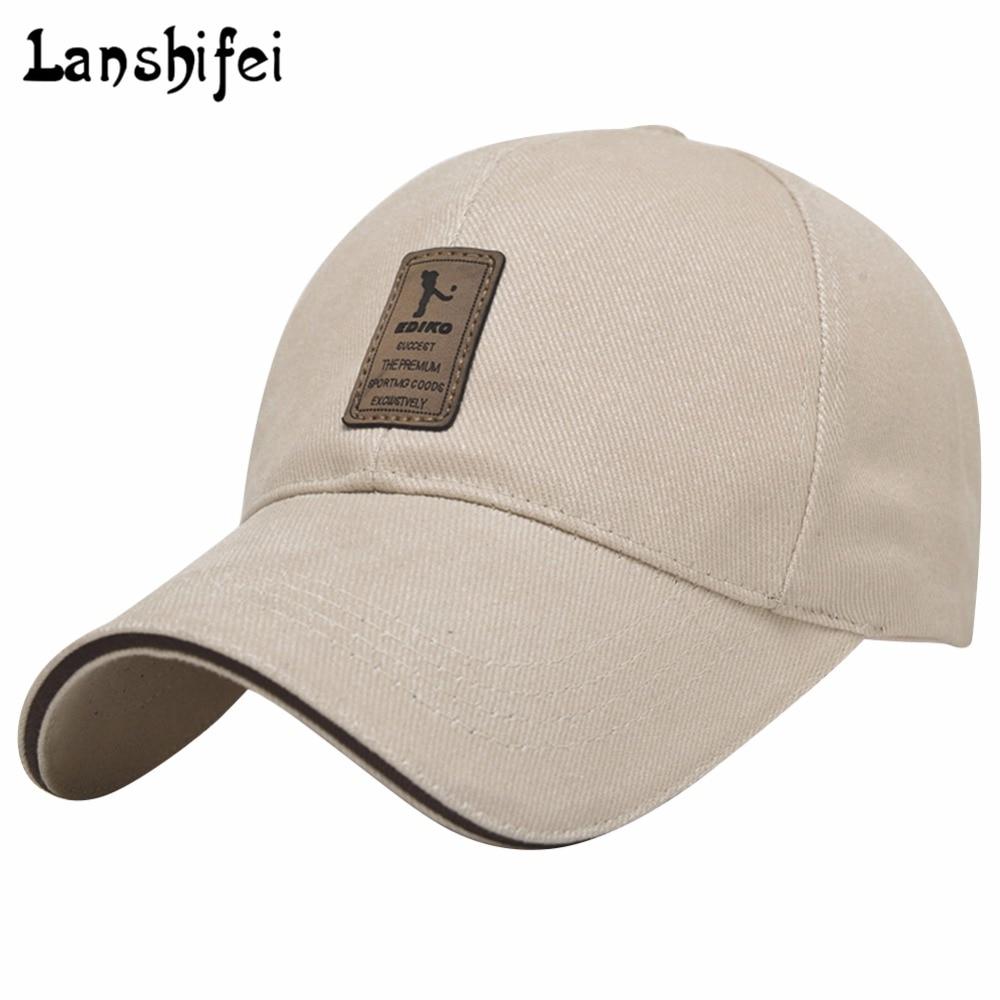 c25e766db85 Hot Sale New Brand Baseball Caps Fashion Men Bone Snapback Hat For Baseball  Hat Golf Cap Hat Man Sport Cap Men Free Shipping