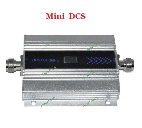 Hot GSM DCS 1800 mhz Celular Mobile Phone signal Booster Repeater ganho 60dbi display LCD para casa escritório