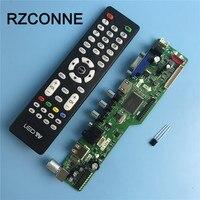 LA MV29 P Universal LCD Controller Board Resolution TV Motherboard VGA HDMI AV TV USB HDMI