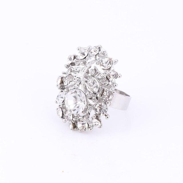 Clory Crystal Beads Jewelry Set 6