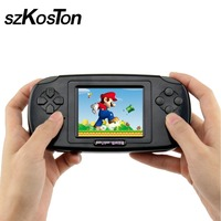 Hot Sale 2016 NEW Childhood Classic Handheld Game With 168 Games 3 0 Inch 8 Bit