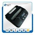 Portátil pequeña impresora móvil bluetooth inalámbrico para PUNTO de VENTA y de código de barras, 44mm, 58mm y 80mm ancho de papel térmico y papel de etiqueta