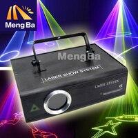 Pełny kolor światła laserowego światła KTV bar światła delfiny animacja inteligentny/ślub/party RGB500mw laser Etap Maszyna