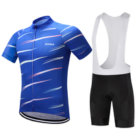 Pro Cycling Clothing Wear Bike Bicycle MTB Mountain Clothes Ropa Ciclismo Breathable Quick Dry Long Cycling