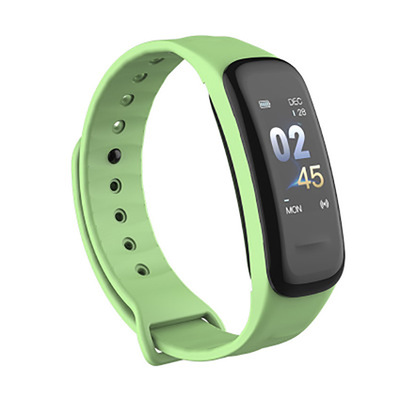 Image 3 - C1 Smart Bracelet fitness bracelet Dynamics Color Screen Waterproof Activity Heart Rate Monitor Blood Pressure Measurement-in Smart Wristbands from Consumer Electronics