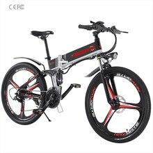 Электрический горный велосипед 48V500W вспомогательный горный велосипед литиевая батарея 48V10. 4AH электрический велосипед