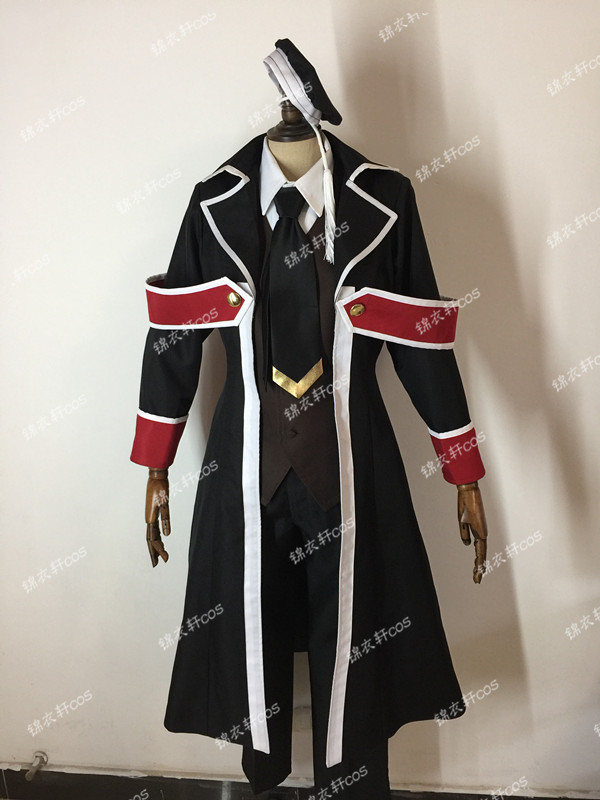 New Anime Oushitsu Kyoushi Haine Cosplay Costume Heine Wittgenstein Full Set Uniform Costume